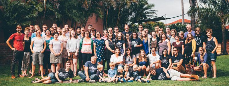 YWAM Wollongong Staff